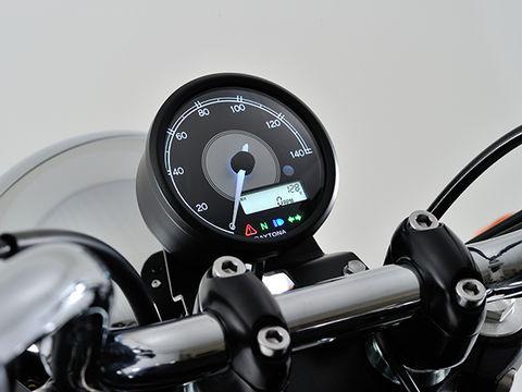 VELONA φ80 電気式スピード&タコメーター/タコ&スピードメーター