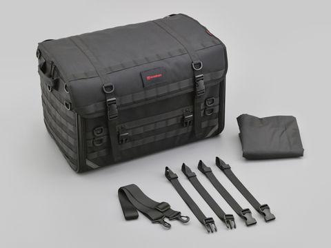 HenlyBegins キャンプシートバッグ システム