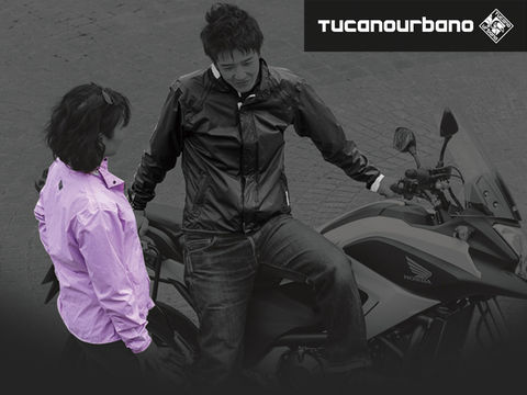 TUCANO URBANO(トゥカーノウルバーノ)ナノレインウェアー