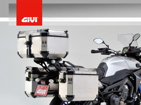 GIVIケース車種別フィッテング